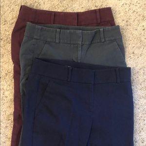 Marisa Skinny Loft work pants